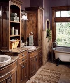 Cozy master bathroom decor ideas 01