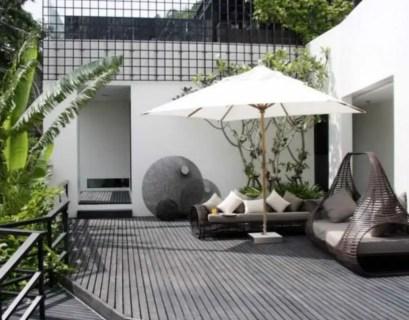Fabulous winter patio decorating ideas 48