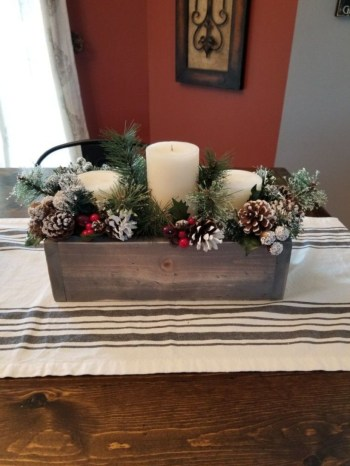 Favorite rustic winter decor to consider 24