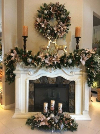 Favorite rustic winter decor to consider 29