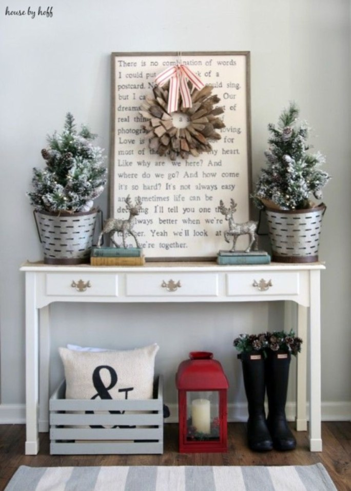 Favorite rustic winter decor to consider 46