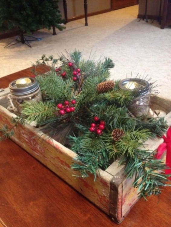 Favorite rustic winter decor to consider 57