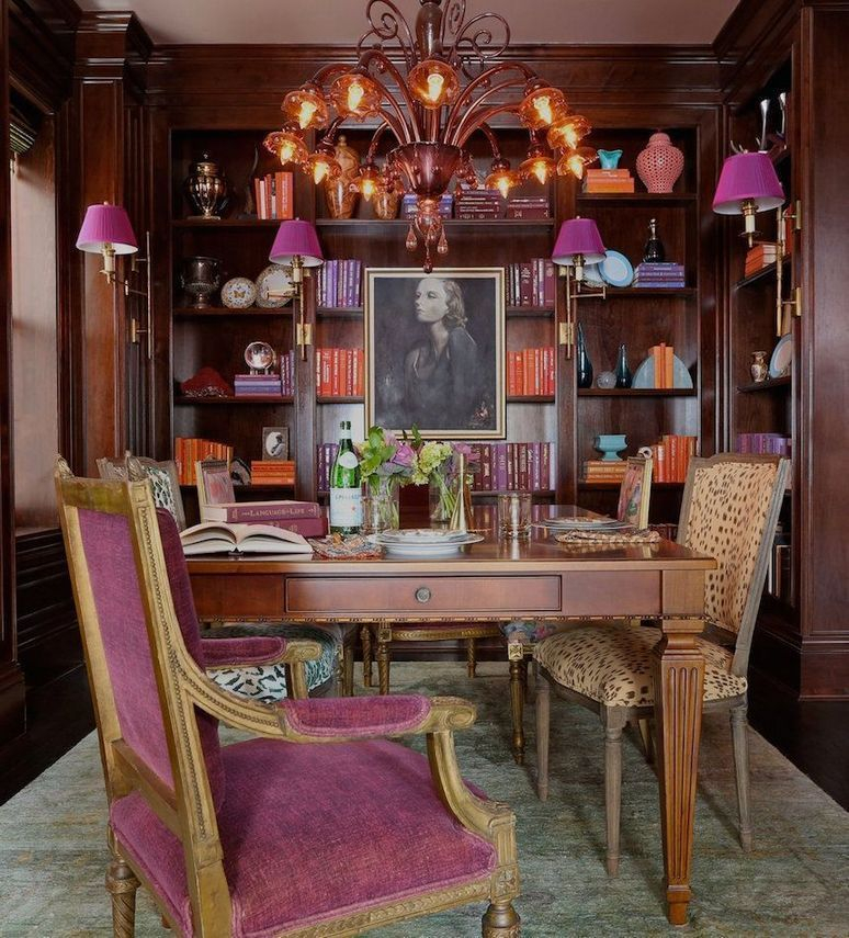 Gorgeous maximalist decor ideas for any home 19