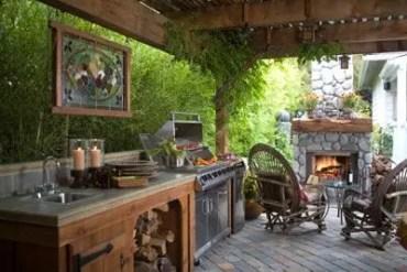 Inexpensive diy outdoor decoration ideas 11