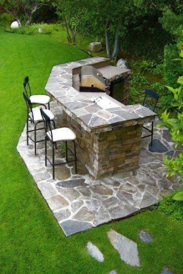 Inexpensive diy outdoor decoration ideas 22