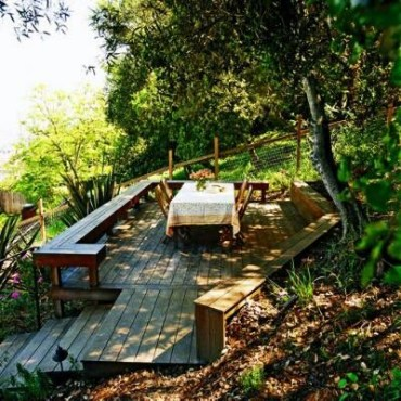 Inexpensive diy outdoor decoration ideas 50