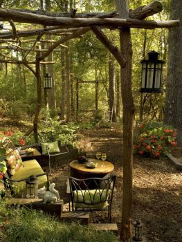Inexpensive diy outdoor decoration ideas 53