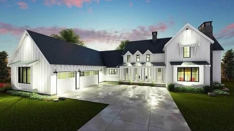 Modern farmhouse exterior design ideas 09