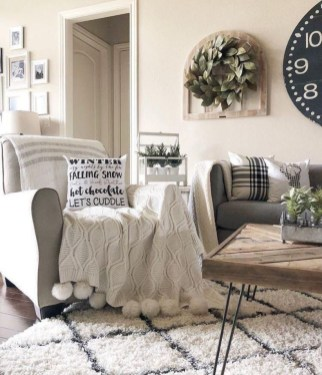 Perfect winter decoration ideas after christmas 11
