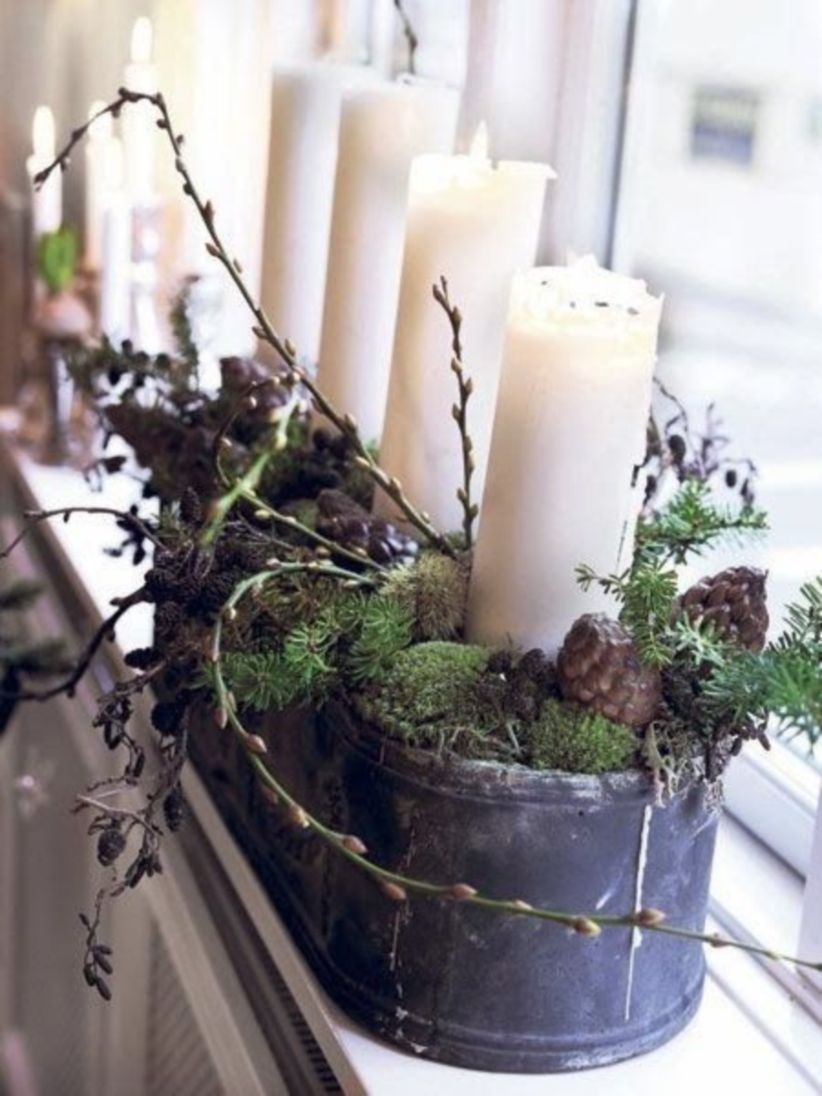 Perfect winter decoration ideas after christmas 24
