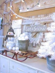 Perfect winter decoration ideas after christmas 32