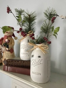 Perfect winter decoration ideas after christmas 43