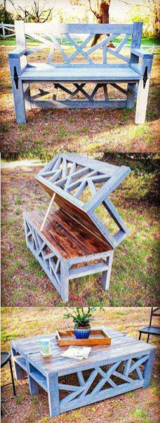 Minimalist furniture for your outdoor area 05