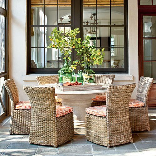 Minimalist furniture for your outdoor area 08