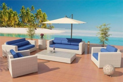 Minimalist furniture for your outdoor area 15