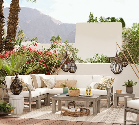 Minimalist furniture for your outdoor area 34