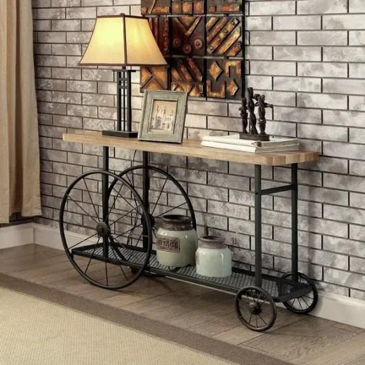 Rustic industrial decor and design ideas 13