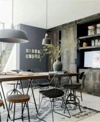 Rustic industrial decor and design ideas 17