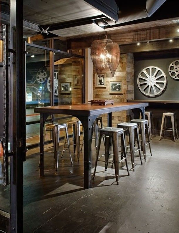 Rustic industrial decor and design ideas 42