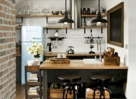 Rustic industrial decor and design ideas 50
