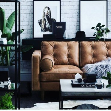 Stylist and modern furniture for your living room 25