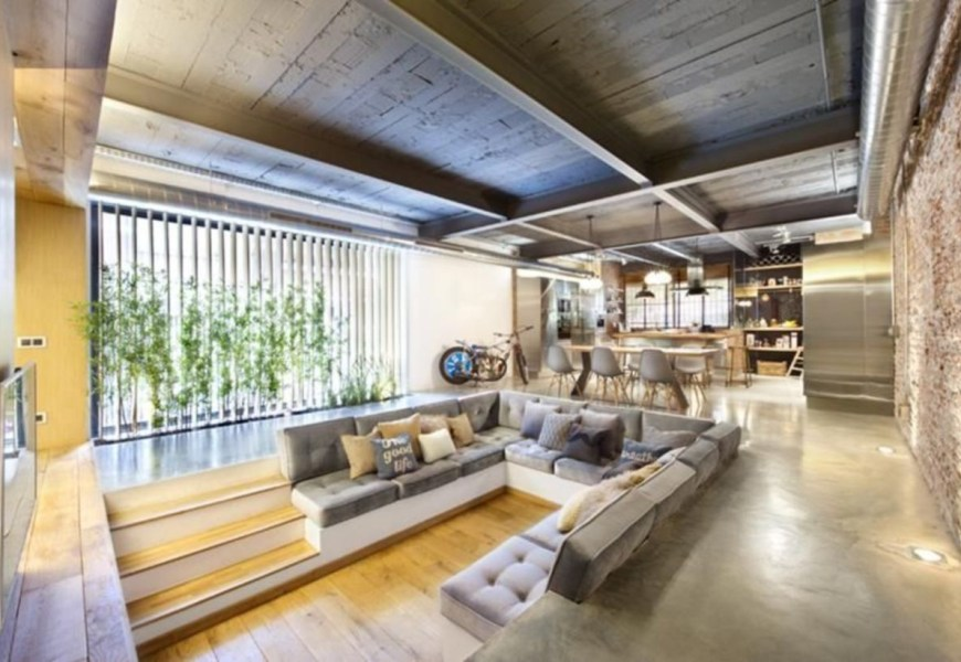 Amazing living room design ideas 51