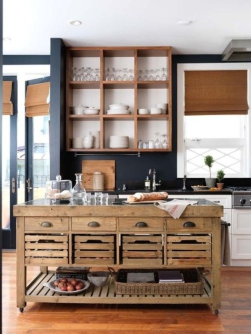 Corner shelves that change home decor become more beautiful 05