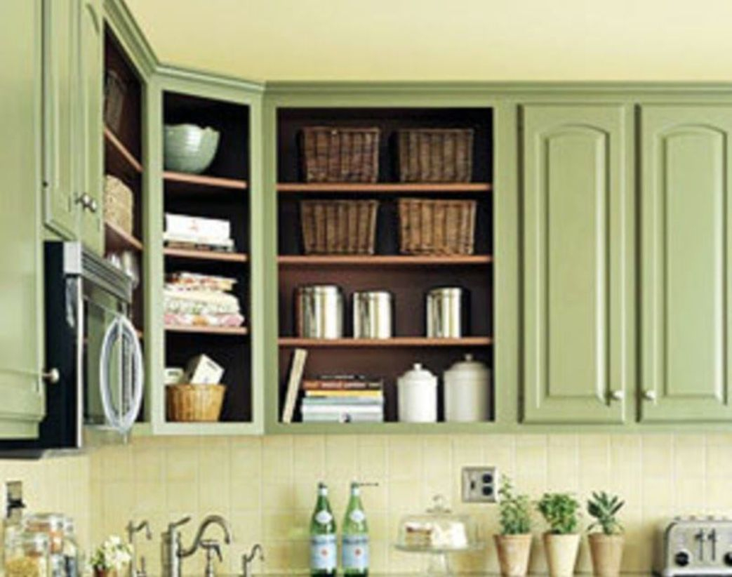 Corner shelves that change home decor become more beautiful 21