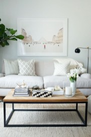 Design a living room in a small space that remains comfortablel 10