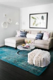 Design a living room in a small space that remains comfortablel 11