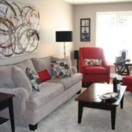 Design a living room in a small space that remains comfortablel 24