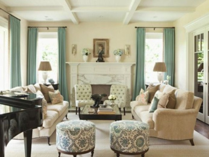 Elegant and attractive living room design ideas 08