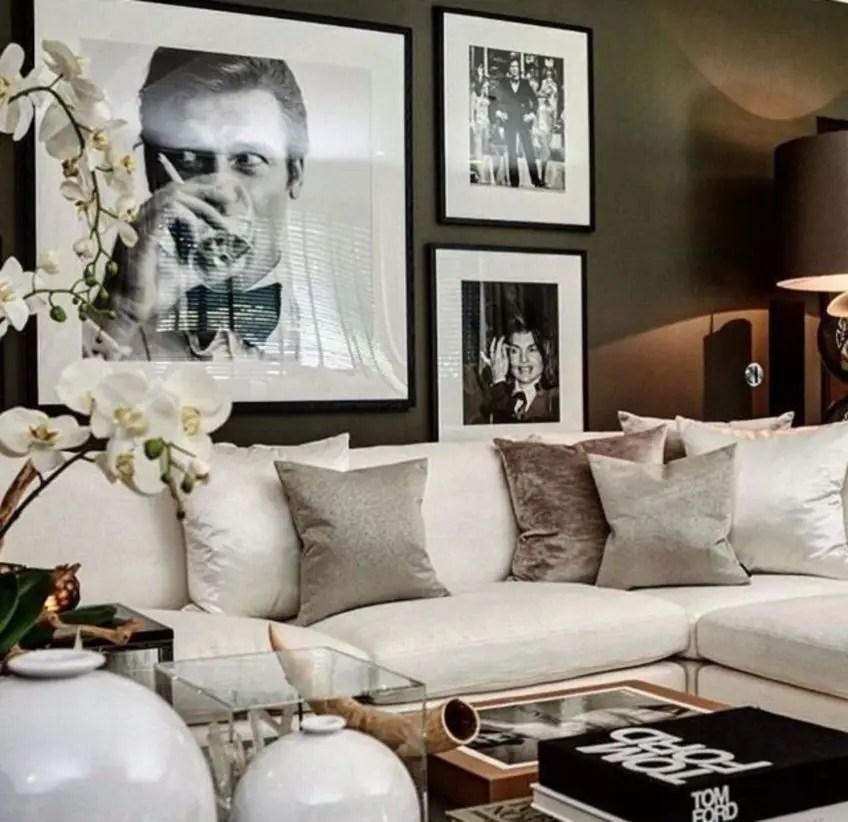 Elegant and attractive living room design ideas 14