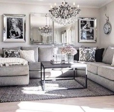 Elegant and attractive living room design ideas 21