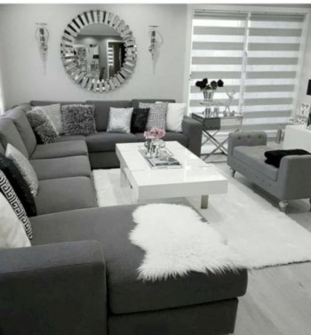 Elegant and attractive living room design ideas 45