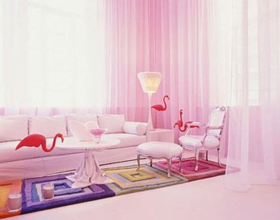 Home interior design with the concept of valentine's day 27
