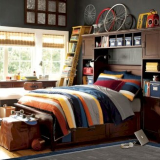 Stylish boys bedroom ideas that you must try 04