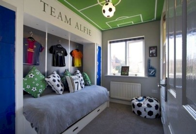 Stylish boys bedroom ideas that you must try 08