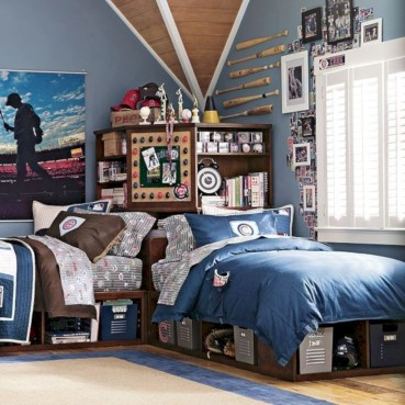Stylish boys bedroom ideas that you must try 13