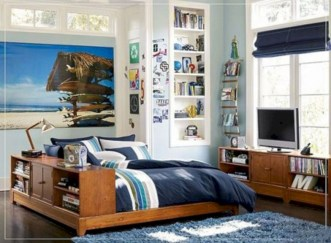 Stylish boys bedroom ideas that you must try 27