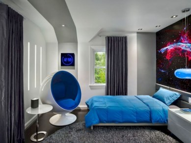 Stylish boys bedroom ideas that you must try 42