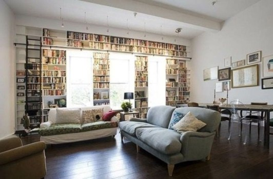 The best bookshelf designs are popular this year 06