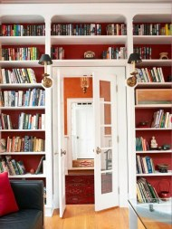 The best bookshelf designs are popular this year 09
