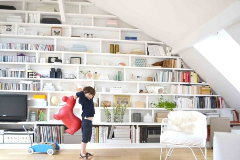 The best bookshelf designs are popular this year 14