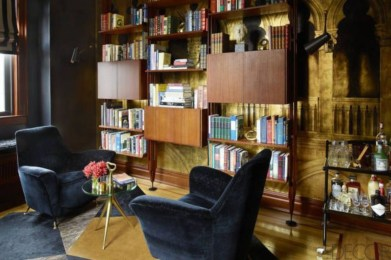 The best bookshelf designs are popular this year 16