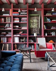 The best bookshelf designs are popular this year 17