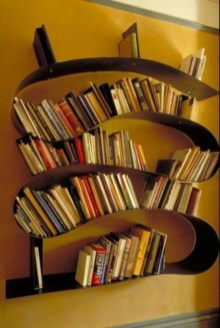 The best bookshelf designs are popular this year 21