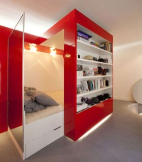The best bookshelf designs are popular this year 23