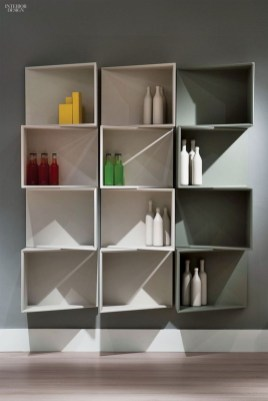 The best bookshelf designs are popular this year 25