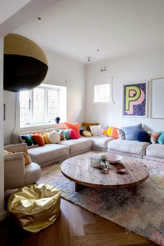 The best artistic livingroom design 07